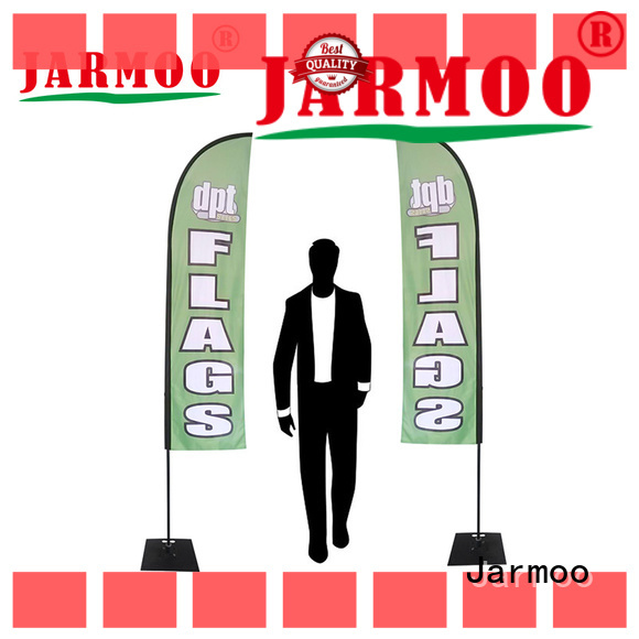 Jarmoo hot selling outdoor wall flag directly sale bulk production
