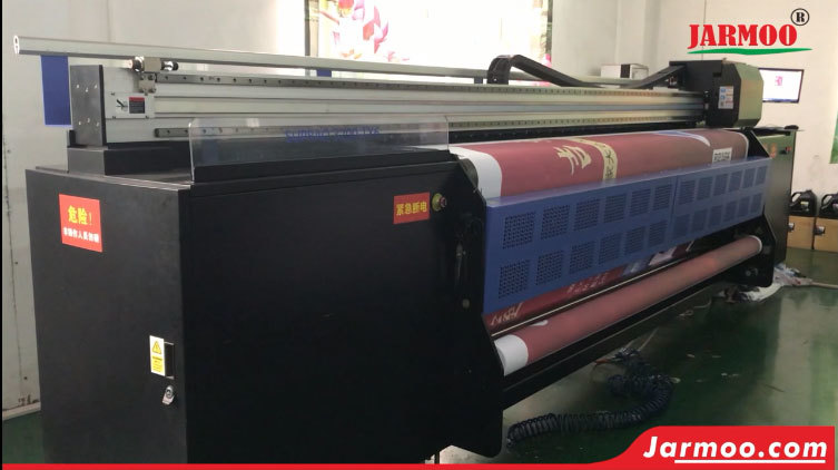 Large Digital Printing Machine for Big Flag and Banners ( Width can print up to 3.2m)