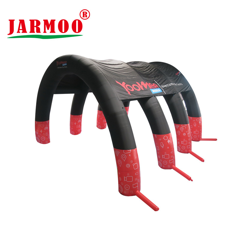Custom Activity Festival Advertising Promotion  Inflatable Arch