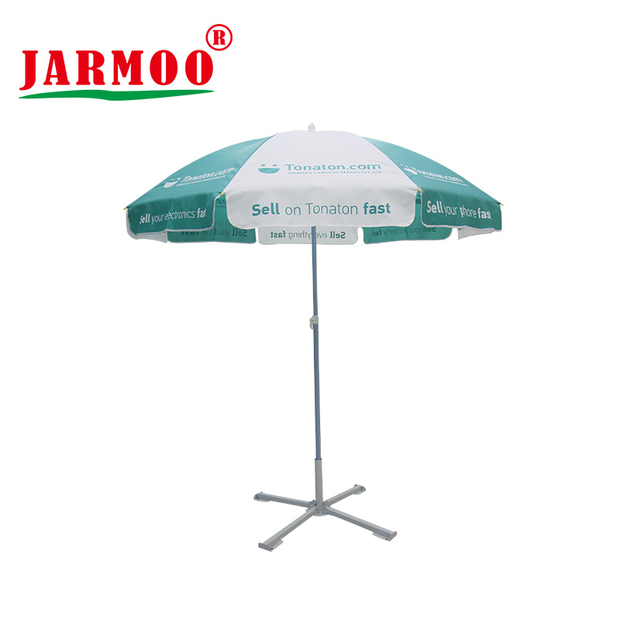 Custom Printed Advertising Promotion Beach Umbrella