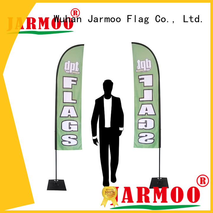 Jarmoo hanging flag wholesale for business