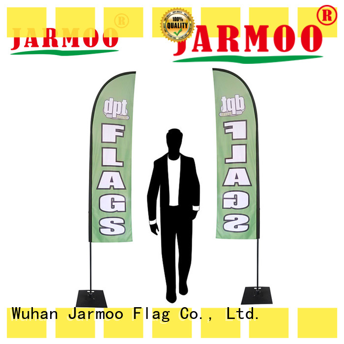 Jarmoo party flag personalized for marketing