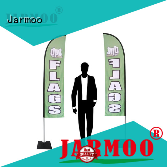 Jarmoo top quality backpack flag factory price for marketing