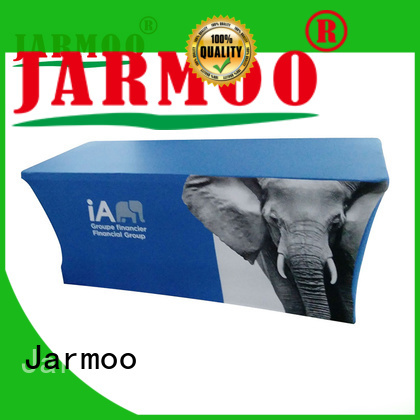 Jarmoo printed table cover from China for business