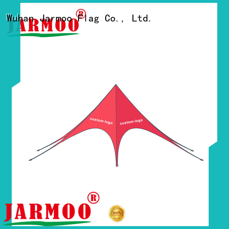 Jarmoo custom tent supplier for promotion