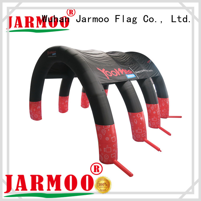 Jarmoo popular feather banner with good price for marketing
