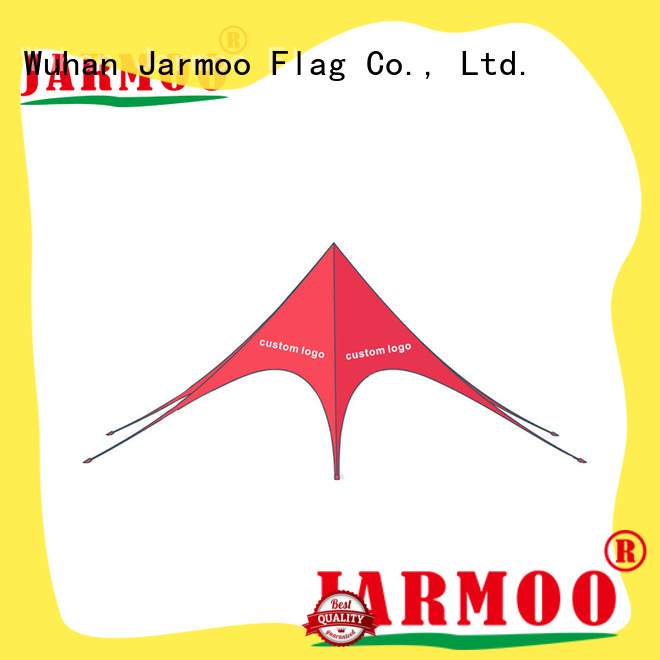 Jarmoo professional tent event supplier for marketing