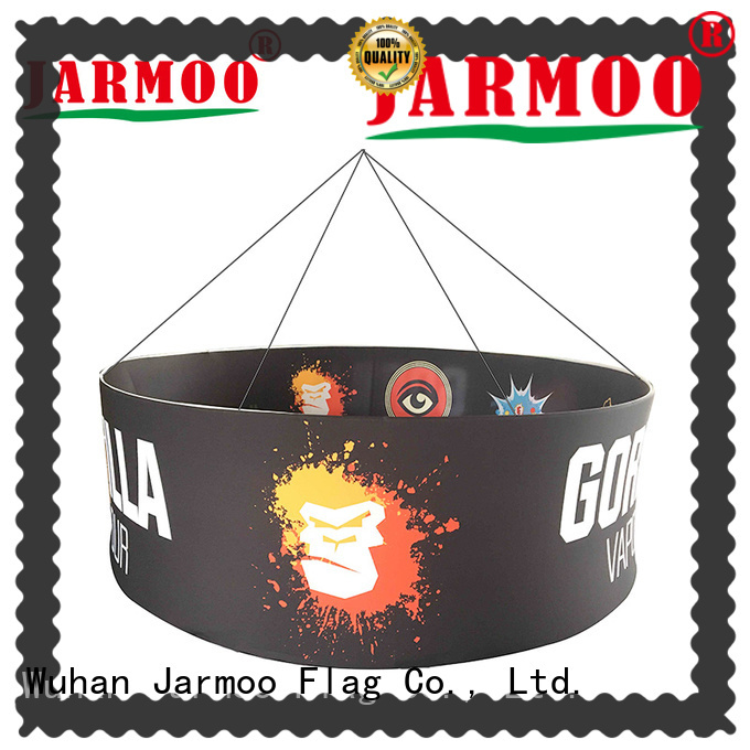 Jarmoo tension fabric backdrop manufacturer bulk production