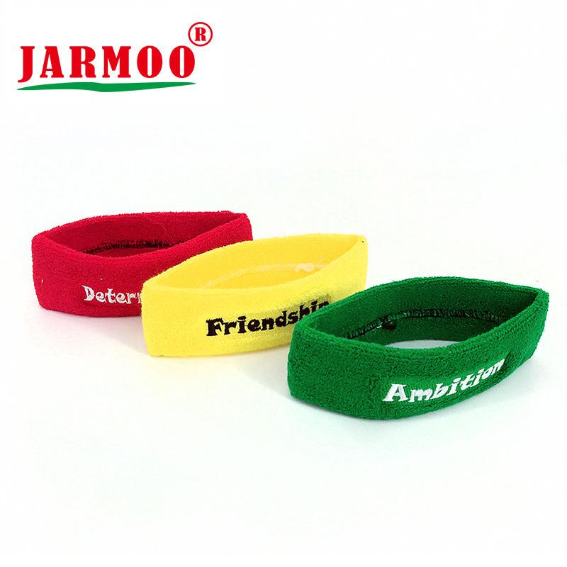 Custom Logo Promotion Sports Mens Sweat Headbands