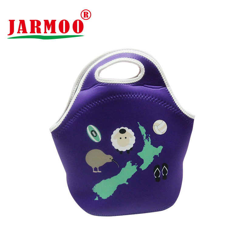 Custom Printed Advertising Promotion Insulated Lunch Bag