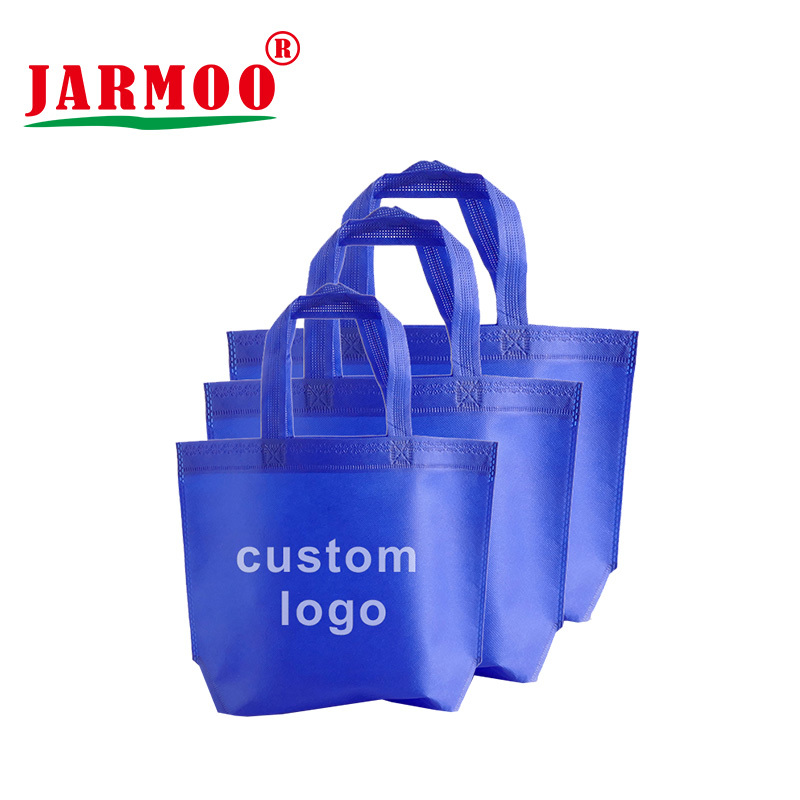 Custom Printed Promotion Non-woven Shopping Bags