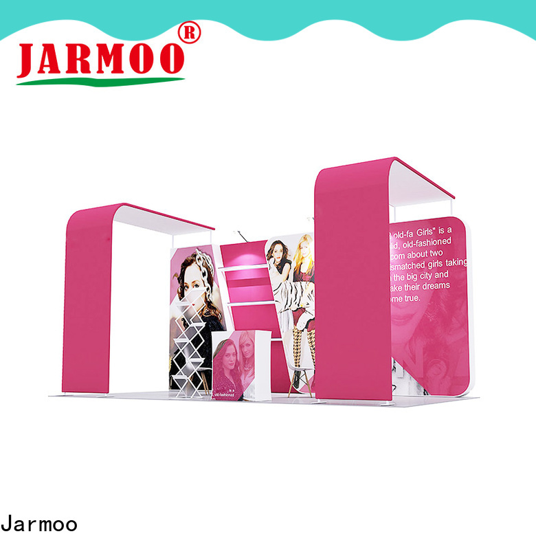 Jarmoo top quality tension fabric wall with good price bulk buy
