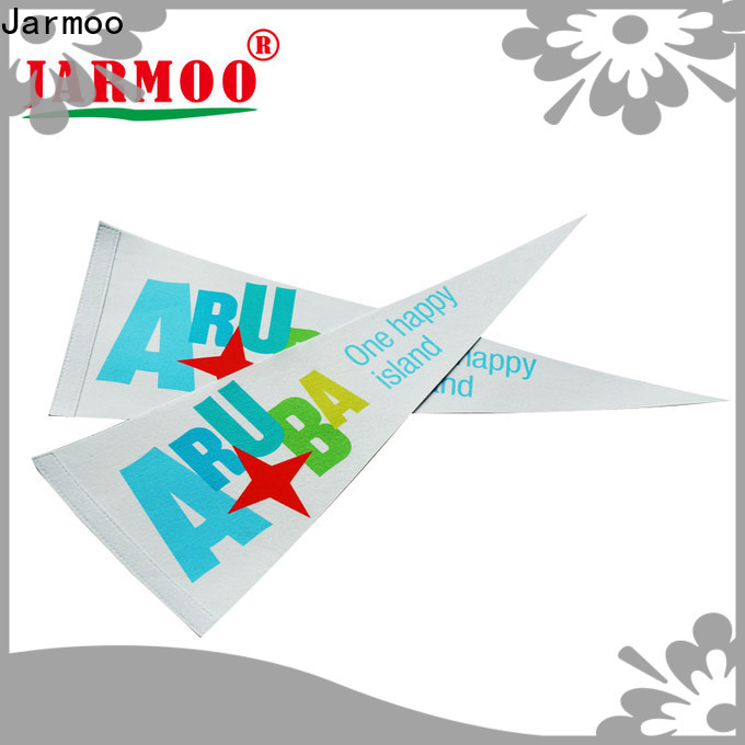 Jarmoo custom pennant strings manufacturer for business