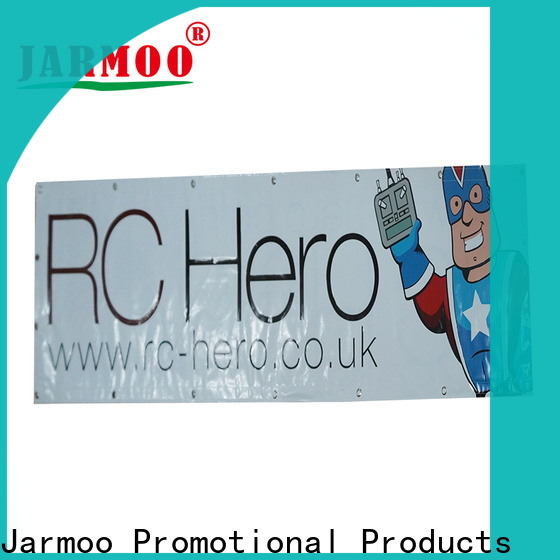 recyclable banner advertising factory price for marketing