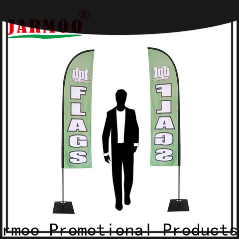 Jarmoo popular advertising banners and flags supplier bulk production