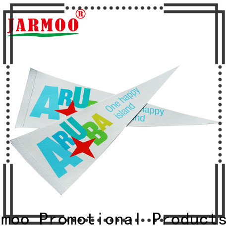 Jarmoo promotional flag banners manufacturer on sale