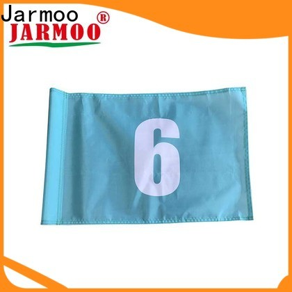 Jarmoo cheap flag series for marketing