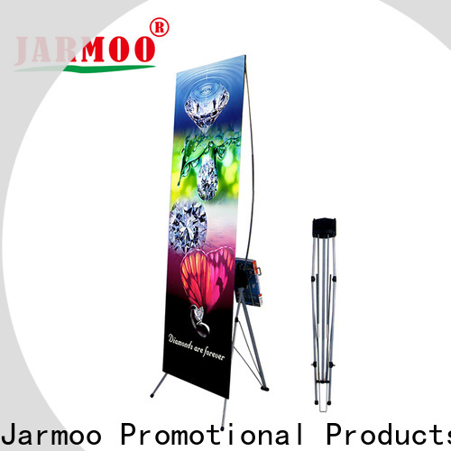 Jarmoo top quality x banner stand directly sale on sale