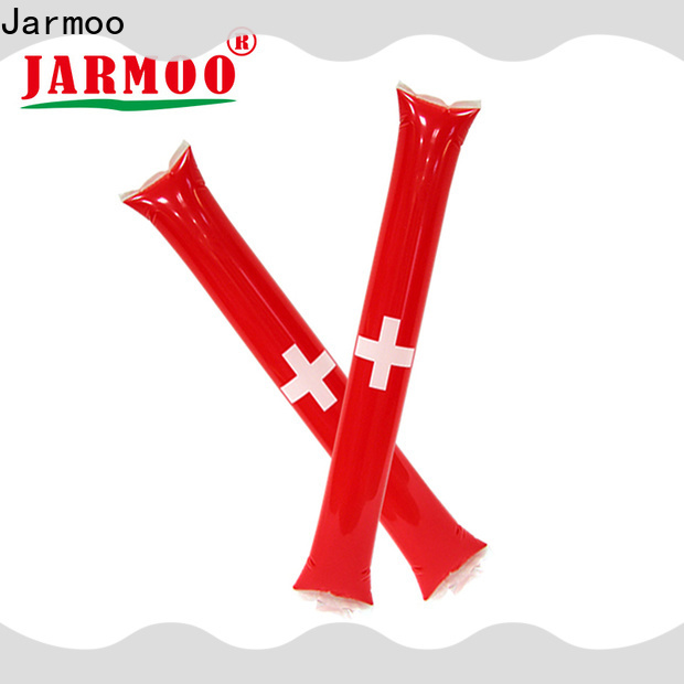 Jarmoo colorful cheering balloon sticks factory price bulk buy
