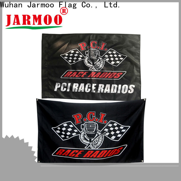 Jarmoo triangle flag series bulk production