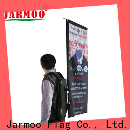 Jarmoo sports flags factory for marketing