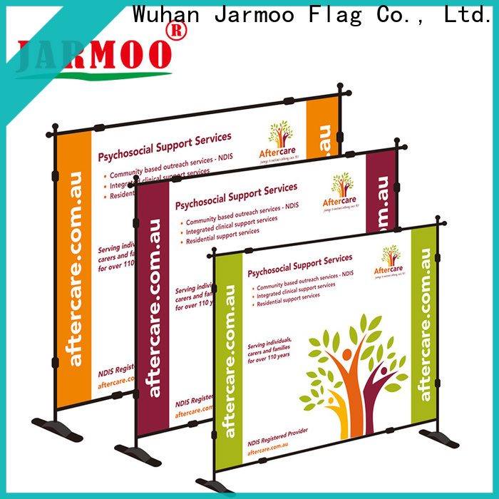 Jarmoo roll up banner stand directly sale bulk buy