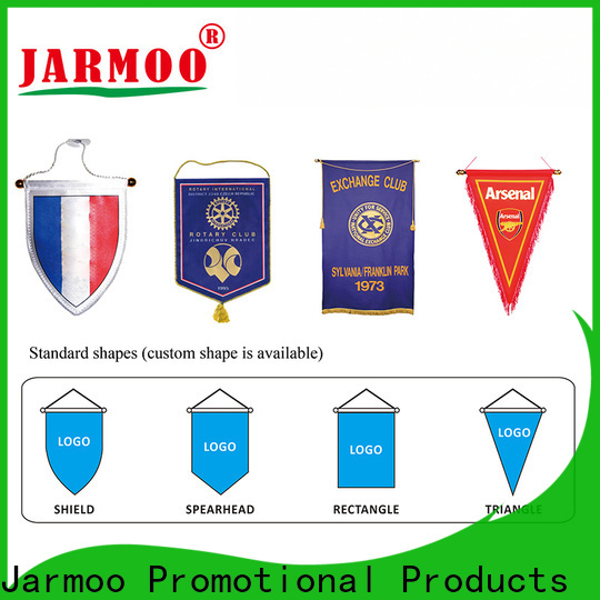 Jarmoo durable soccer pennants customized on sale
