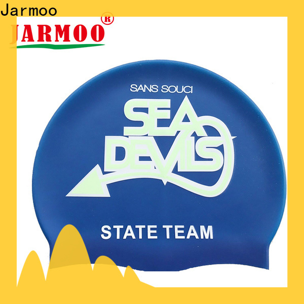 Jarmoo popular best swim cap factory bulk buy