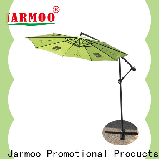 Jarmoo cheap beach flag supplier for promotion