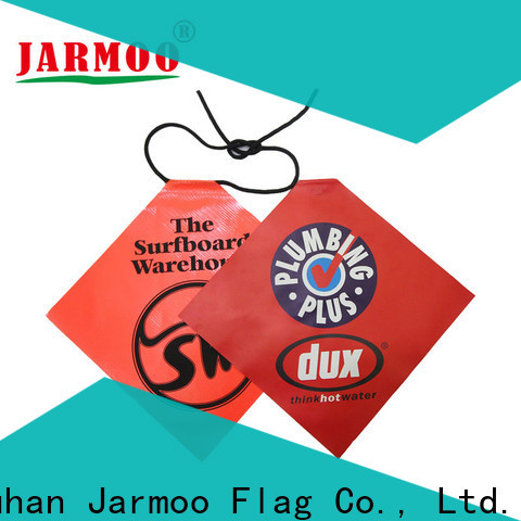 Jarmoo practical custom hand held flags series for business