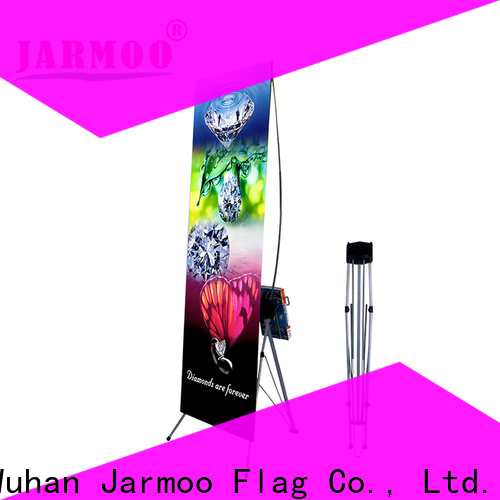 Jarmoo eco-friendly ceiling hanging banner with good price for marketing