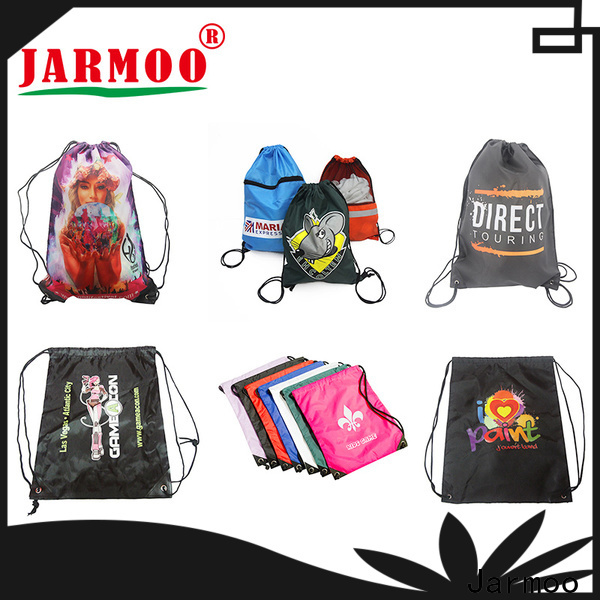 Jarmoo non woven t-shirt bag inquire now for promotion