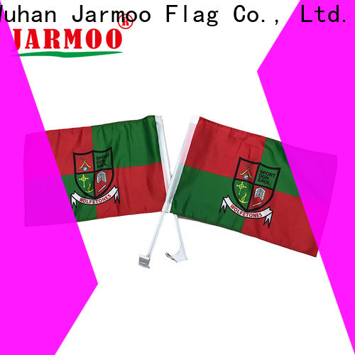 Jarmoo durable custom open flags manufacturer for promotion