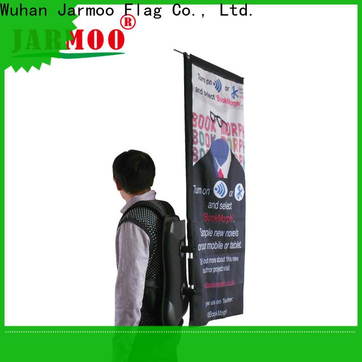 Jarmoo custom wall flag manufacturer bulk production