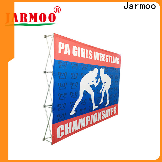 Jarmoo advertising pop up banner with good price for promotion