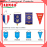 Jarmoo colorful pleated flag with good price on sale