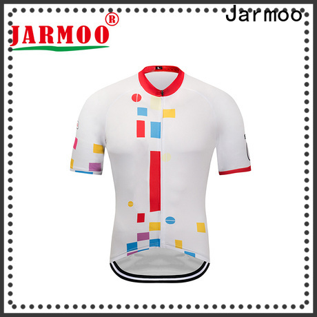 Jarmoo recyclable custom polo shirt personalized for marketing