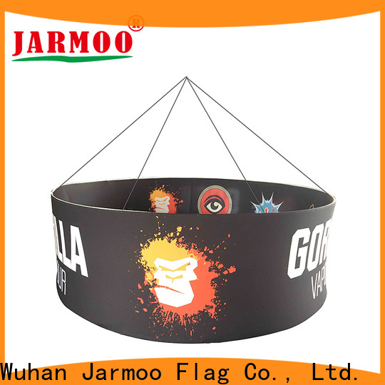 Jarmoo cost-effective tension fabric counter customized bulk production