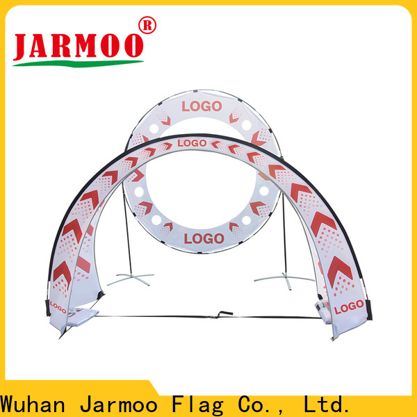 Jarmoo popular pop up a frame banners factory for marketing