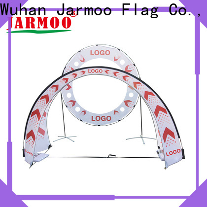 Jarmoo recyclable banner frame factory price for promotion