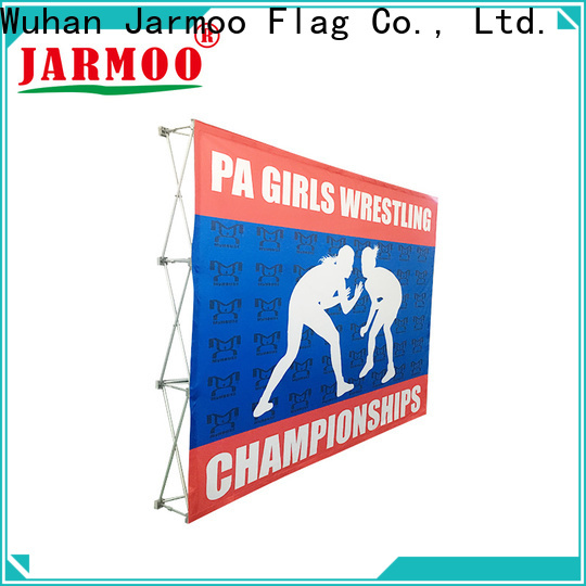 Jarmoo outdoor banner frames design for business