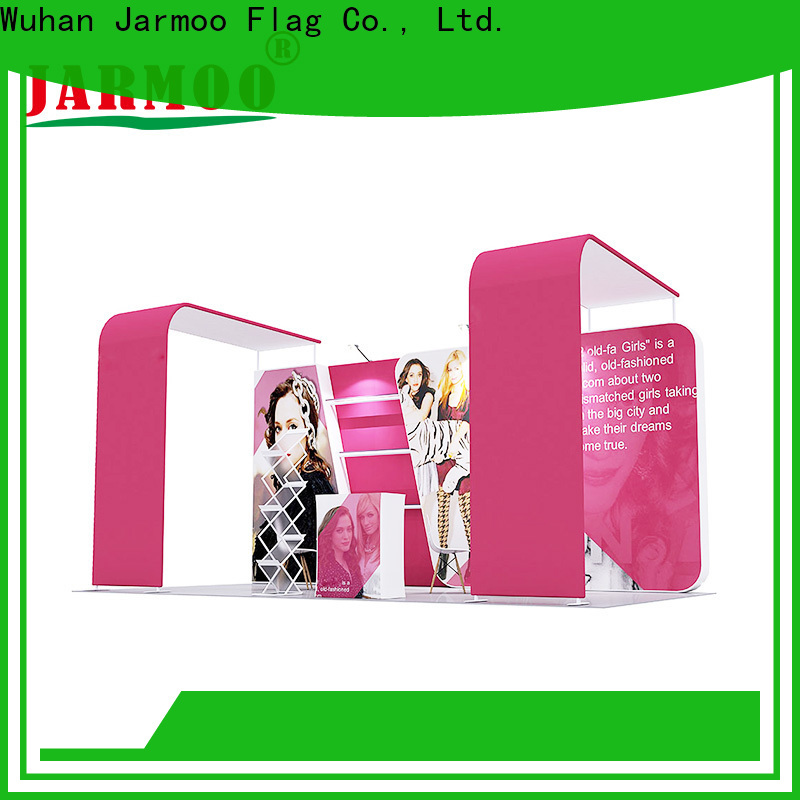 Jarmoo trade show booth factory for marketing