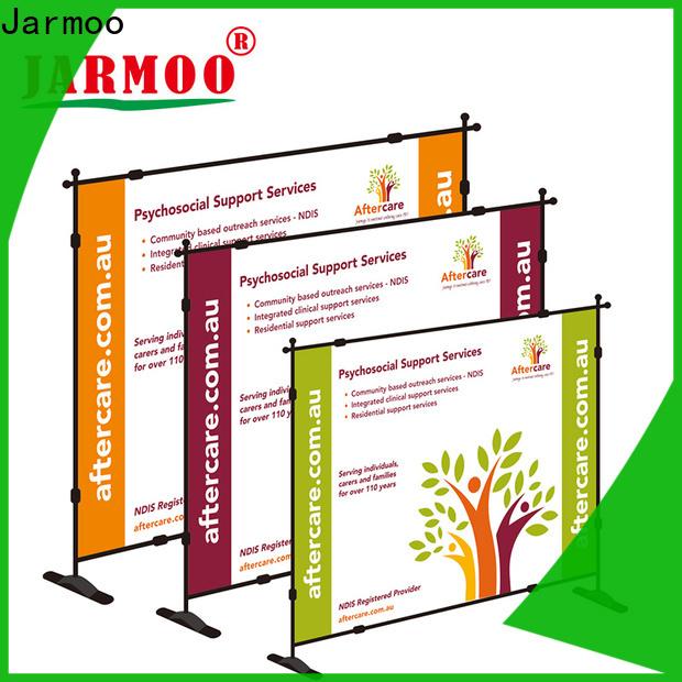 Jarmoo custom trade show booth directly sale for marketing