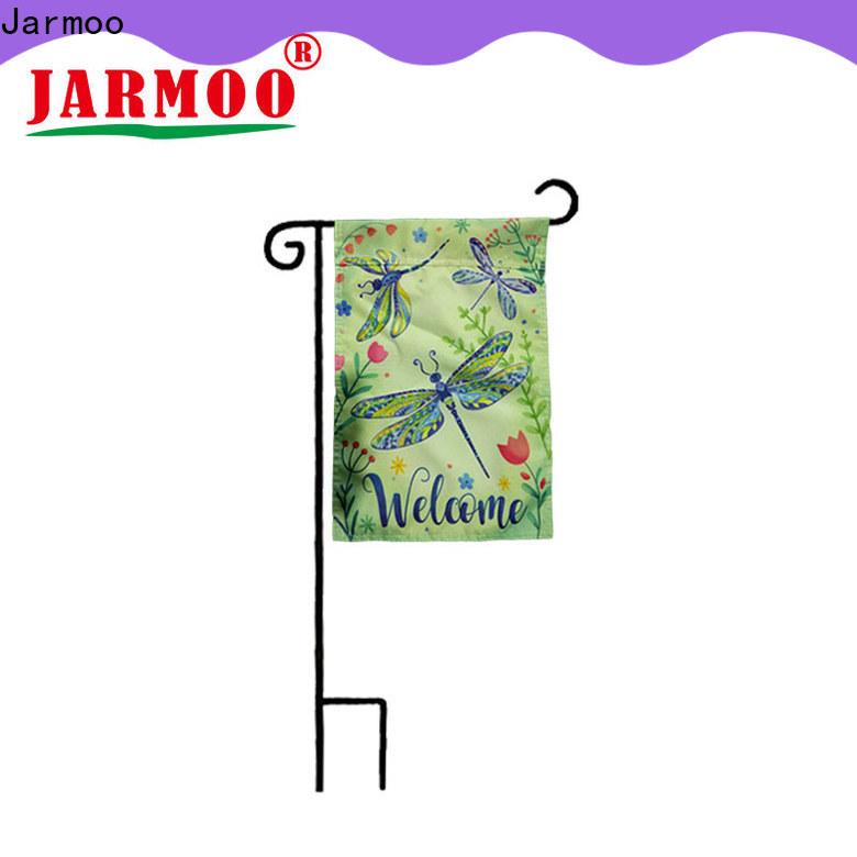 Jarmoo durable custom advertising flags design bulk buy