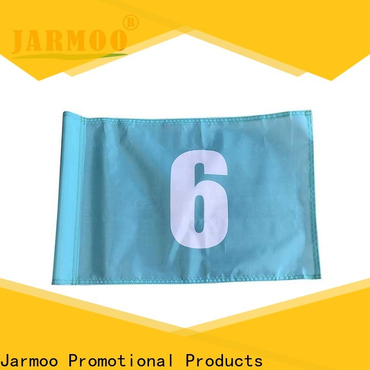 Jarmoo hand flag supplier for marketing