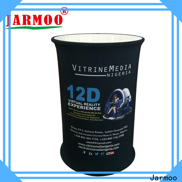 Jarmoo colorful roll up banner 85x200 customized for business