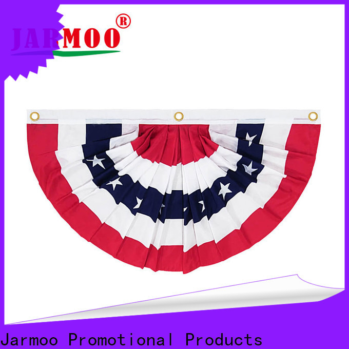 Jarmoo hot selling custom stick flags from China bulk buy