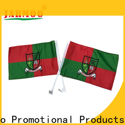 Jarmoo colorful custom advertising flags personalized for business