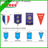 Jarmoo recyclable car flag inquire now for promotion