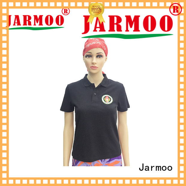Jarmoo eco-friendly seamless tube scarf factory price for marketing
